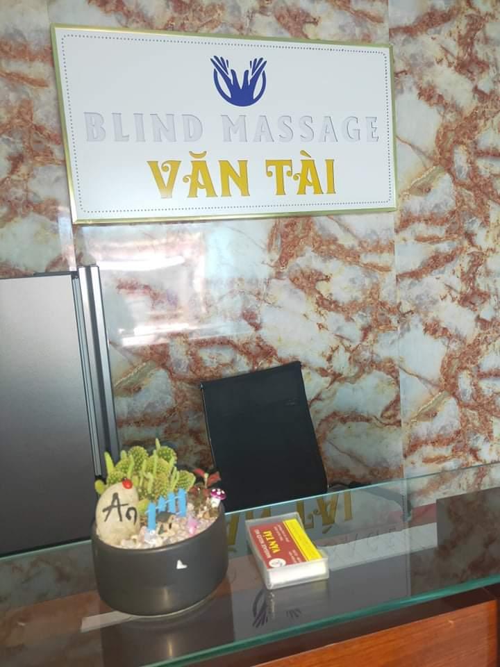 Massage người mù - Massage dầu nóng Thái